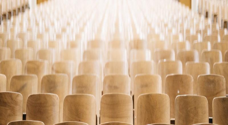 Akademiske mødelokaler har meget at byde på