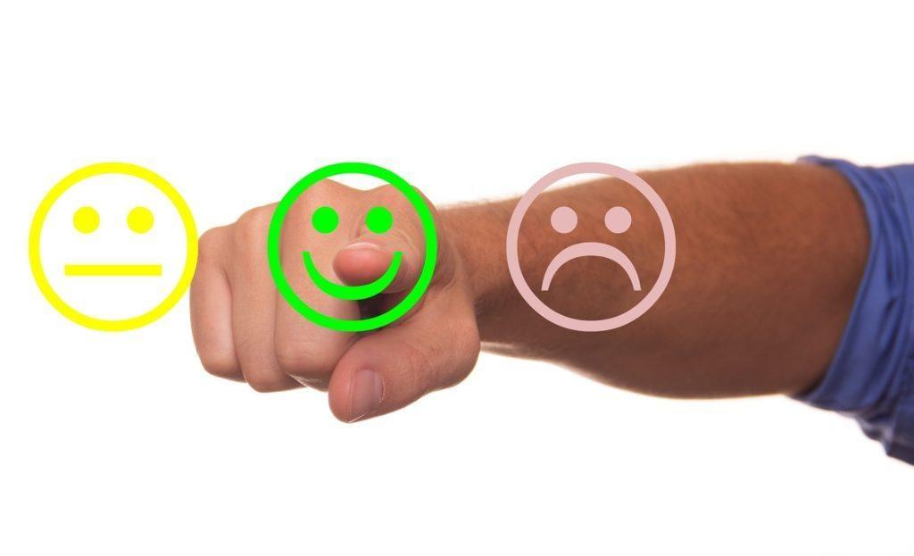 Goda recensioner är viktiga i ett konferens biljettsystem.