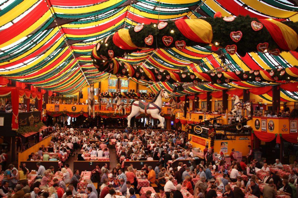 Eventideer til Oktoberfest: Hvordan det ser ud indefra.