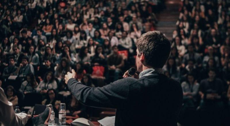 Publikuminteraktion